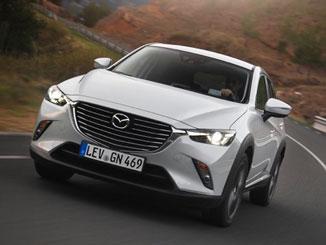 Mazda CX3 Foto