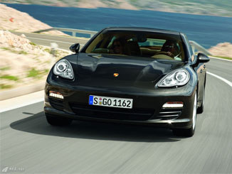 Porsche Panamera Bildergalerie