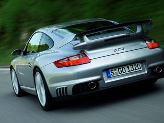 Porsche 911 GT2 Foto