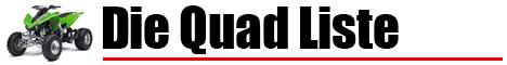 Quad Hersteller Liste mit Links. Kurze Auskunft über Quad Fahrzeuge und was du vor dem Kauf bedenken solltest.