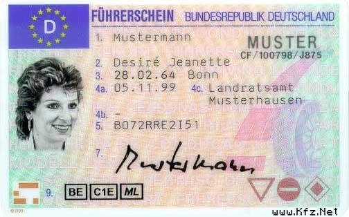 Bằng lái xe ở Đức, được lái xe ở Việt Nam không?