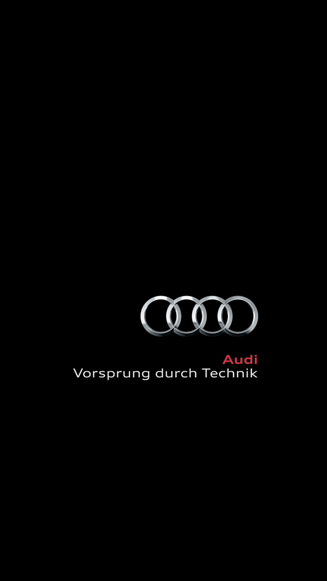 Audi Handylogo Zum Kostenlosem Download Fur Iphone