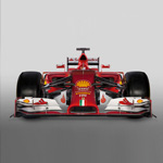 Ferrari Formel1 Handylogo