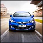 Opel Astra OPC Handylogo für Iphone
