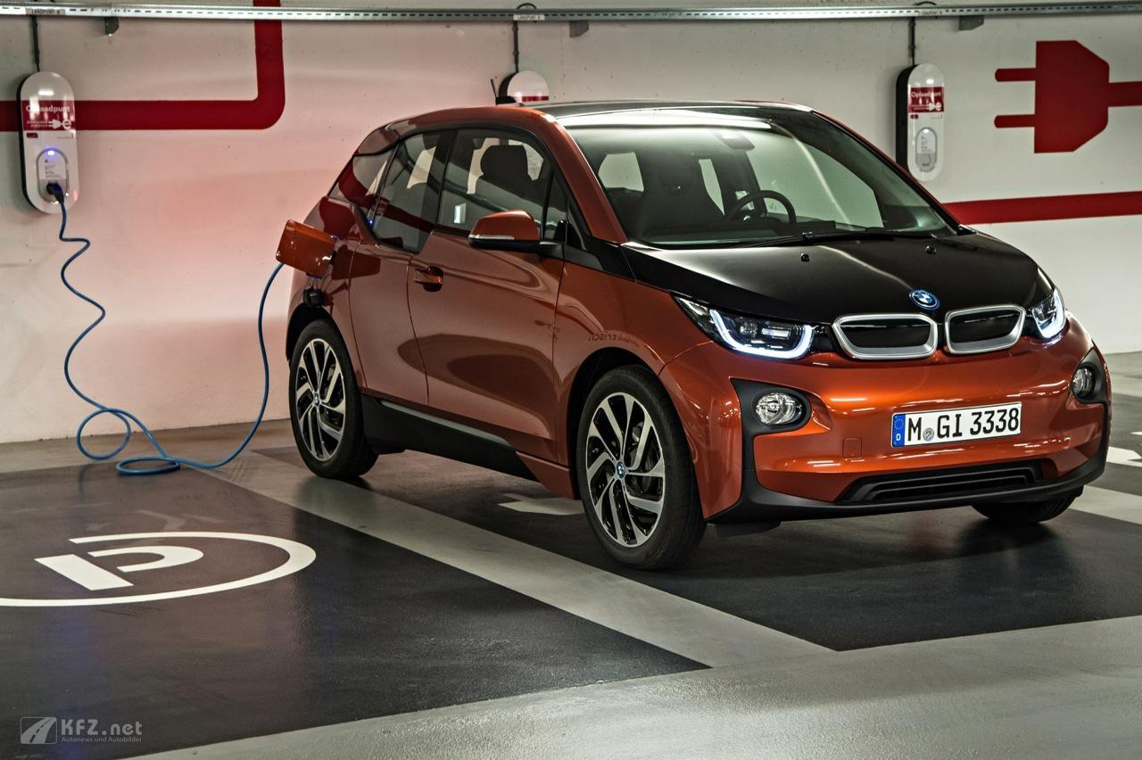bmw i3 bilder das erste elektroauto von bmw. Black Bedroom Furniture Sets. Home Design Ideas
