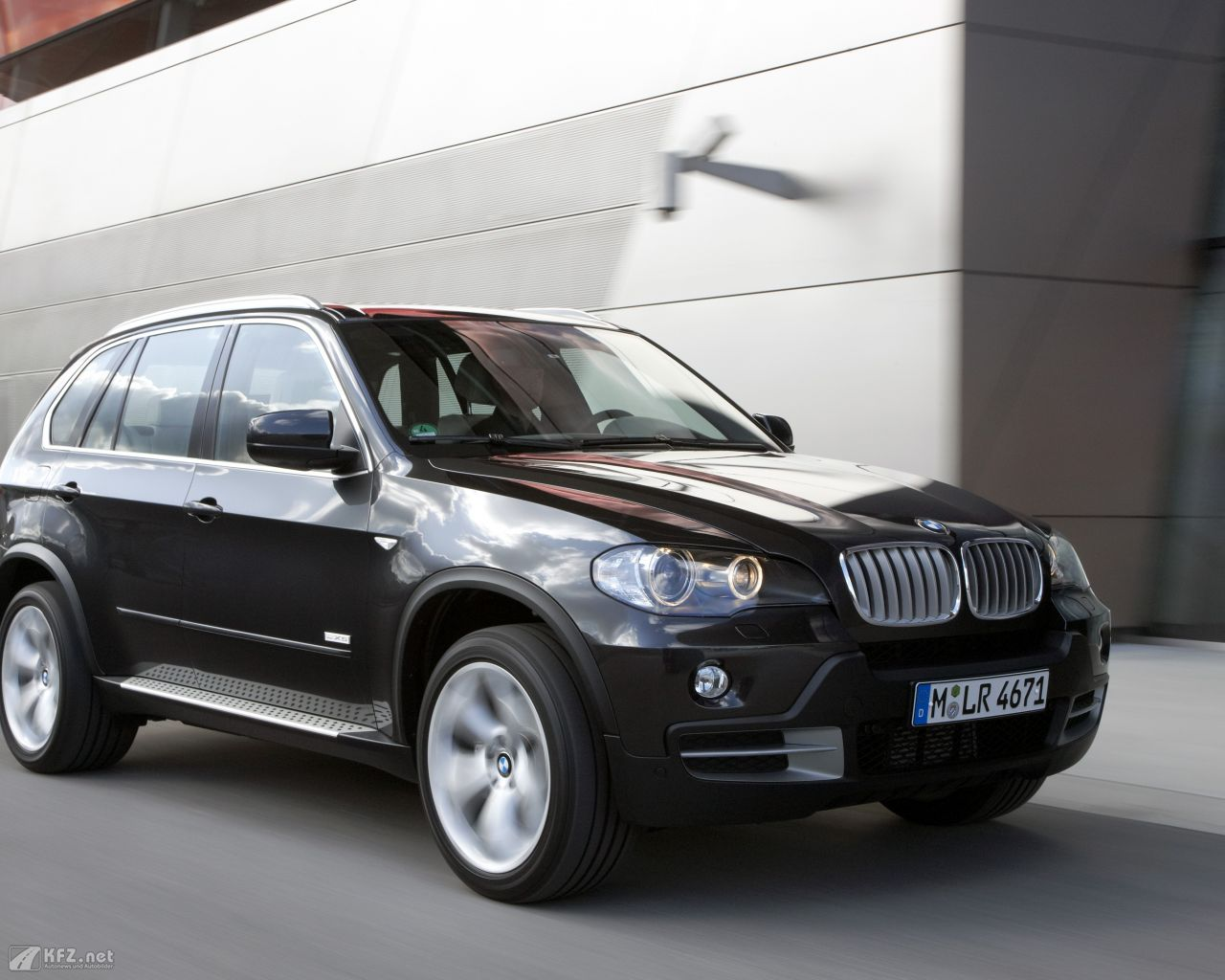 Bmw X5 Bilder Ein Sav Sports Activity Vehicle Aus M 252 Nchen