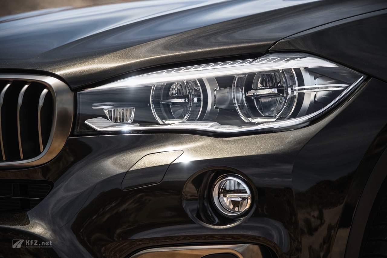 BMW X6 Bi-Xenon-Scheinwerfer