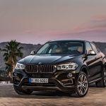 BMW X6 Schwarz
