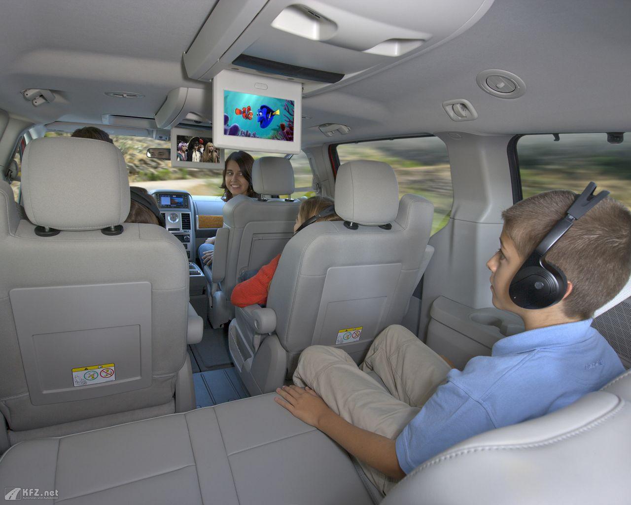 Chrysler Swivel And Go 2009 Chrysler Grand Voyager