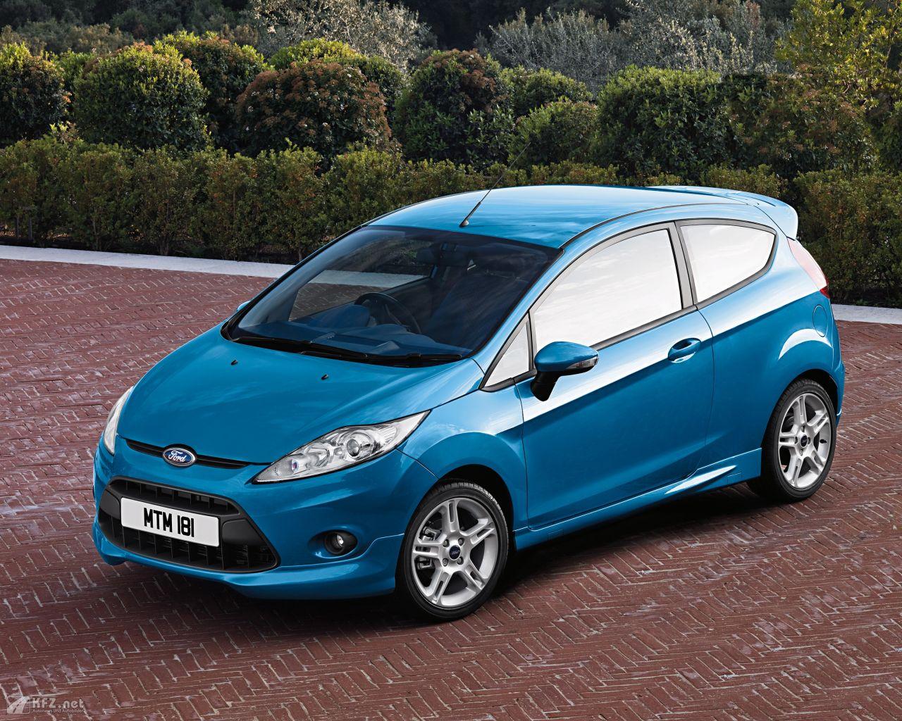 Ford Fiesta Bilder Ein Kleinwagen Mit 3 Oder 5 T 252 Ren