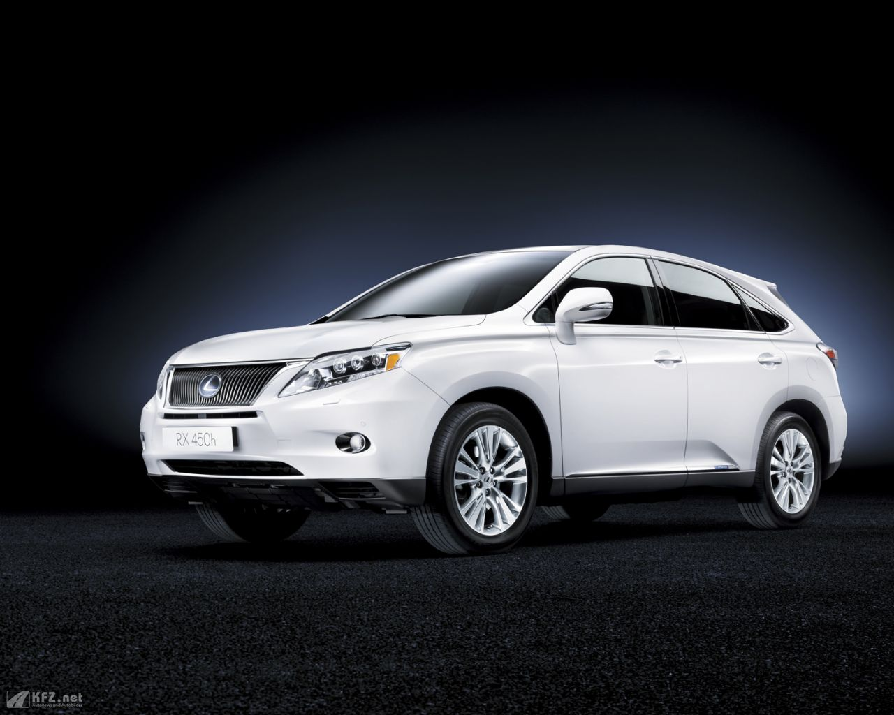lexus rx 400h bilder der lexus premium suv. Black Bedroom Furniture Sets. Home Design Ideas