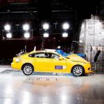 Volvo S90 IIHS Small Overlap Test
