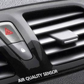 der aqs sensor sorgt f r frische luft im auto. Black Bedroom Furniture Sets. Home Design Ideas