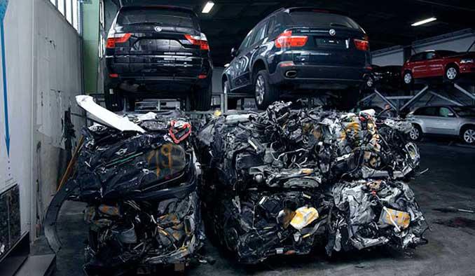 Altfahrzeugrücknahme bei BMW.