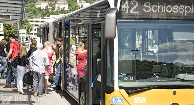 Foto: Vom Fahrgäste Bus