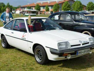 Opel Manta Bild