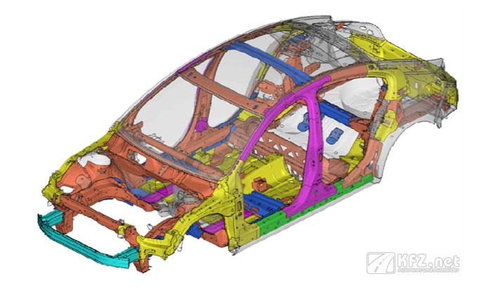 PHS-Stahl im Opel Insignia