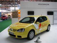 Sunfuel Fahrzeug