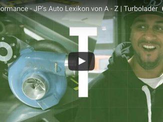 Turbolader Video