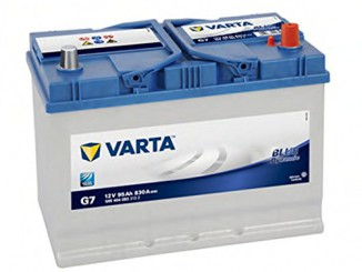 Foto Varta Autobatterie