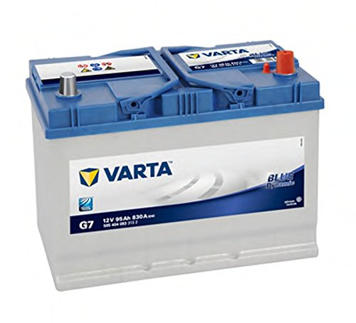 V Ah Car Battery Varta