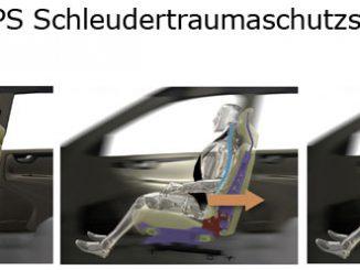 Grafik WHIPS Schleudertraumaschutzsystem