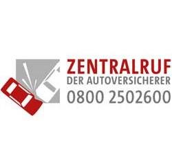 Zentralruf der Autoversicherer Logo
