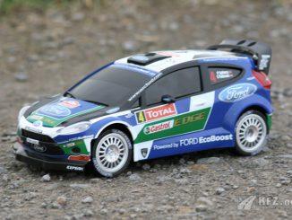 Foto: Ford Fiesta RS WRC 2012 von Carrera RC.
