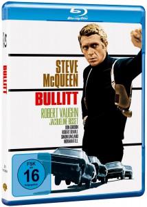 bullitt DVD Cover