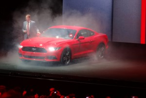 Ford Mustang Vorstellung