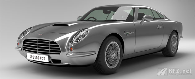 David Brown Speedback Foto