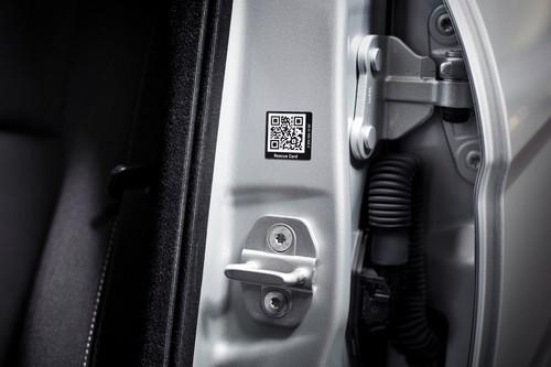 Mercedes QR-Code