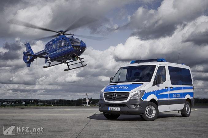 Foto: Polizei Sprinter
