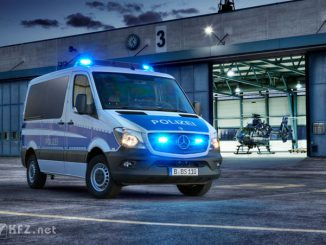 Mercedes Polizei Sprinter