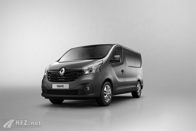 Renault Trafic Foto