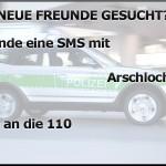 Polizei Witz