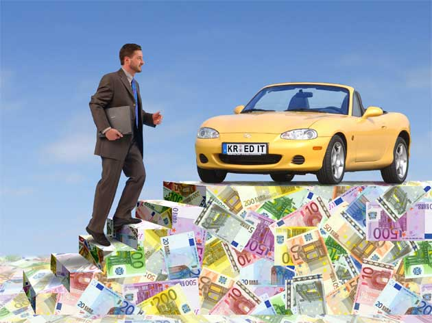 Ratenkredit zum Autokauf