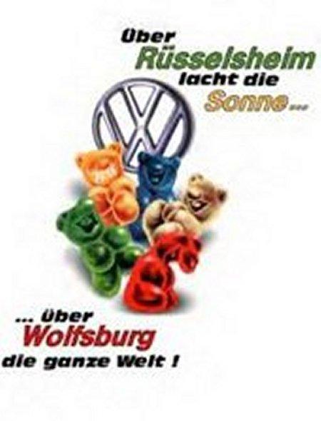 VW Witz