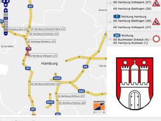 Baustellen Hamburg