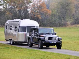 Heite noch ist der Airstream bei Campern sehr beliebt