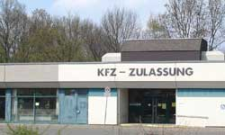 Kfz-Zulassungsstelle Nürnberg