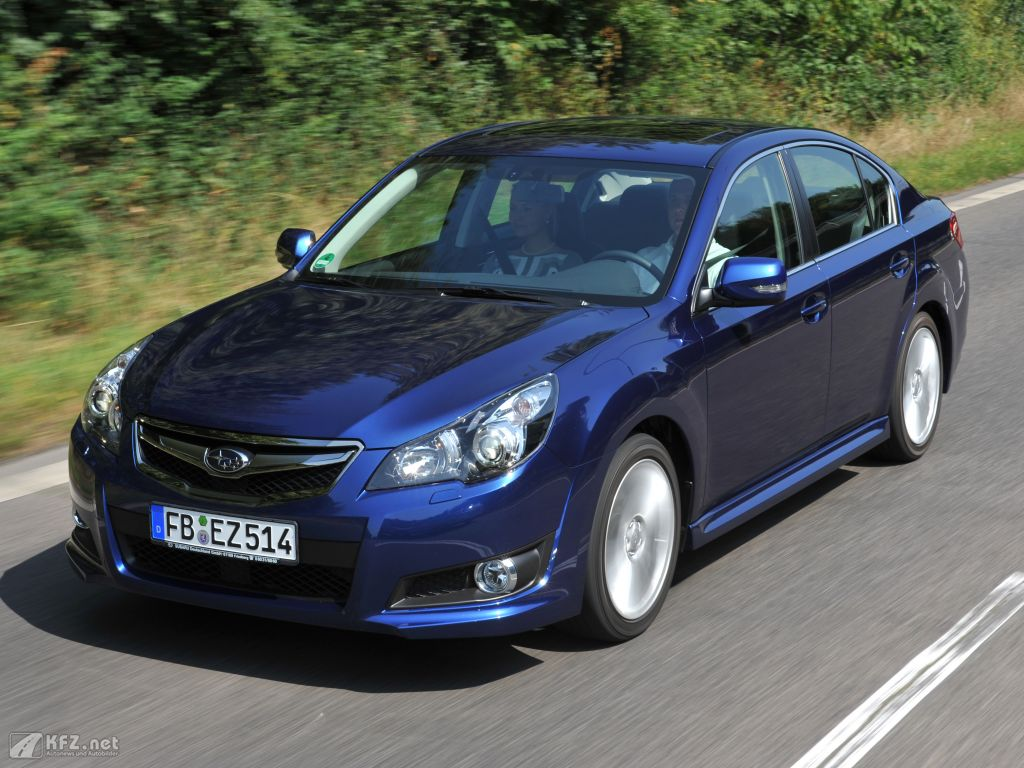 Subaru Legacy Foto