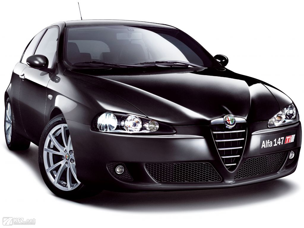 Alfa Romeo 147 Bild