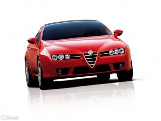 Alfa Romeo Brera Bild