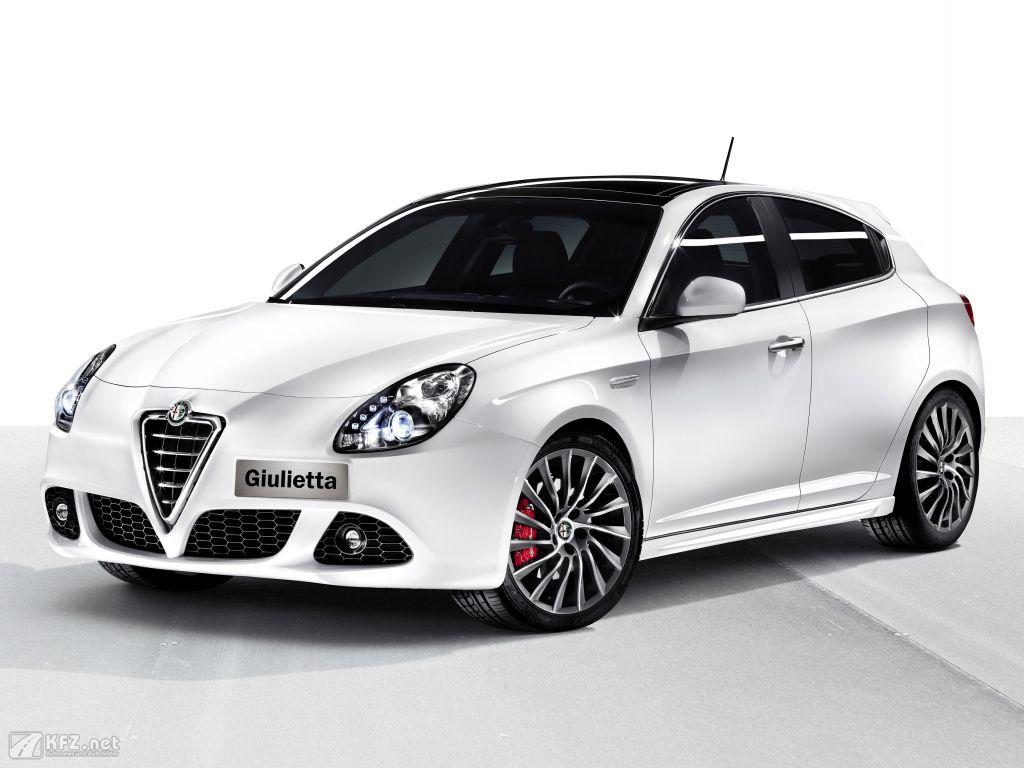 Alfa Romeo Giulietta Bild