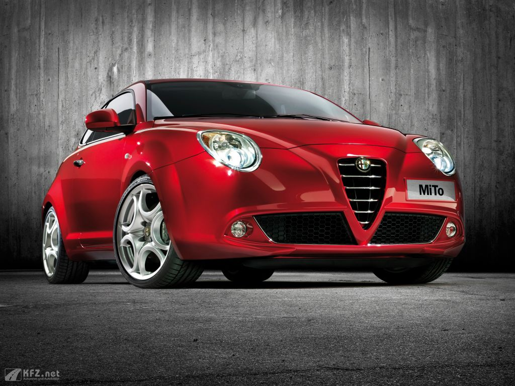Alfa Romeo Mito Bild