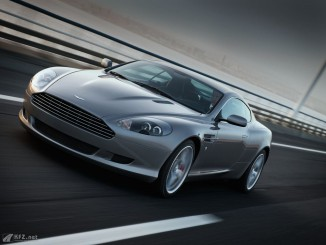 Aston Martin DB9 Bild