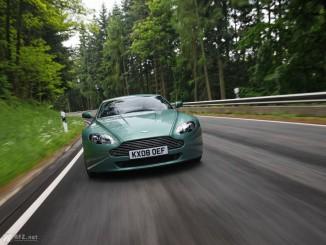 Aston Martin Spider Foto