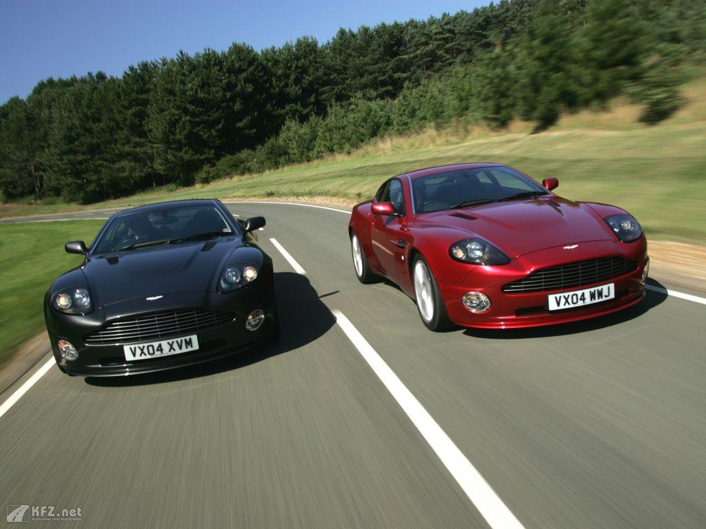 Aston Martin Vanquish Foto