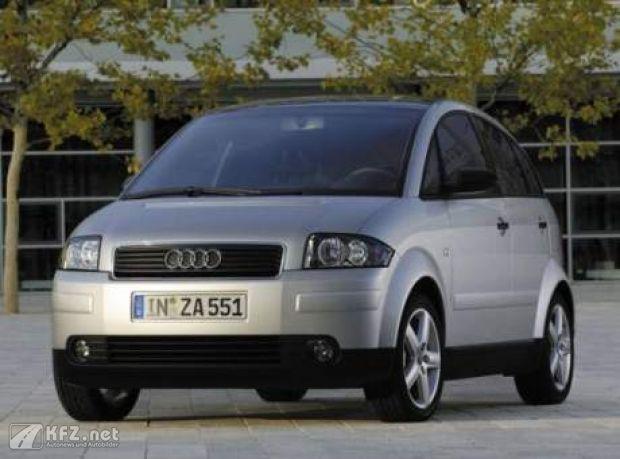 Audi A2 Foto
